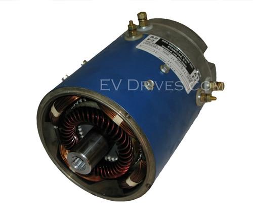 D&D 170-506-0002 Golf Cart Motor, Club Car IQ & PD Plus (Sepex), High Speed