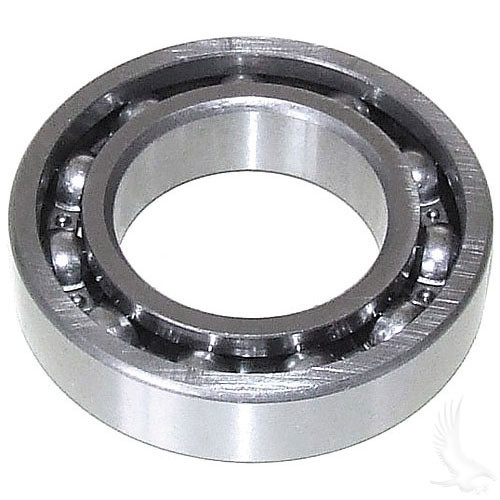 OUTER BALL BEARING FOR EZGO ELECTRIC 1988 & ABOVE, 4 CYCLE GAS 1991 & ABOVE, YAMAHA G9-G22 1993 & ABOVE