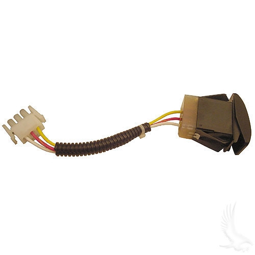 FORWARD & REVERSE SWITCH W/O HANDLE FOR YAMAHA G19/G22 48V ELECTRIC 1996-UP