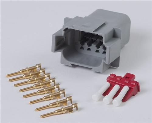 Delta-Q - Deutsch 8-pin DT Series Accessory Kit