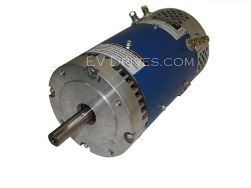 D&D ES-15-21 Series Wound Motor