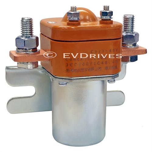 JCC-200 Main Solenoid, 200 Amp, 24V, 36V & 48V