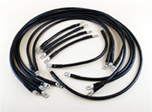 4 AWG Complete Cable Kit for E-Z-Go TXT48