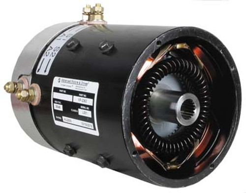 "AMD (Advanced) Golf Cart Motor GL0-4001 (7124), E-Z-Go (Series) High Torque, ""The Beast"""