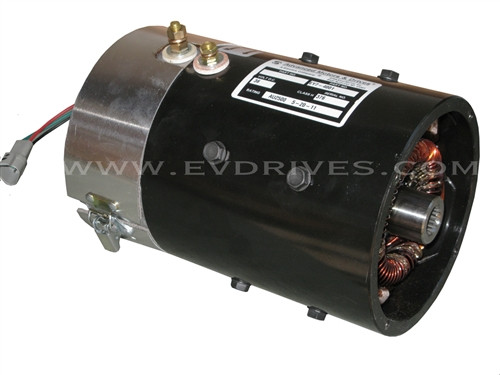 AMD (Advanced) Golf Cart Motor EY7-4001 (3268), E-Z-Go & Yamaha (Sepex), High Torque, Mid-range Speed
