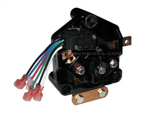 Beefed Up Forward & Reverse Switch Assembly - Club Car 83-Up Resistor Carts