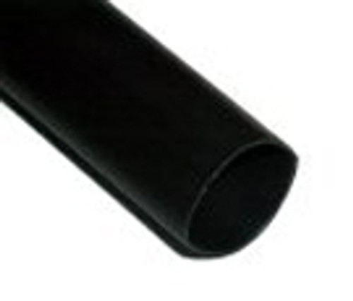 """Heat Shrink Primary Tube Black 3/4"""" - Sold by the Foot"""