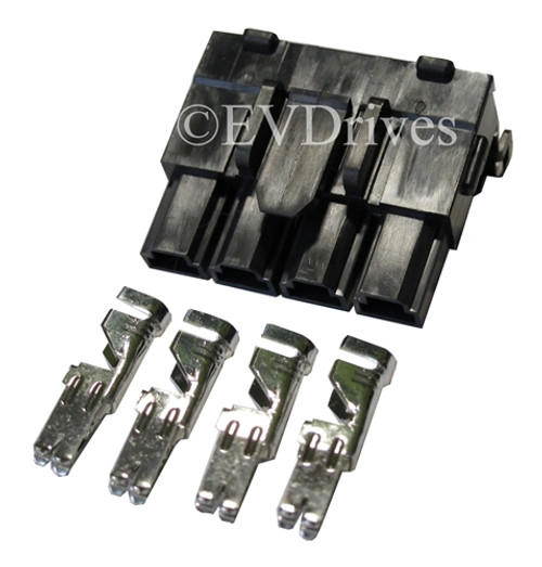 4 Pin Connector Kit For Sevcon DC to DC Converters