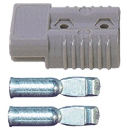 Anderson Style Connector SB-50 - For 6 Gauge Wire