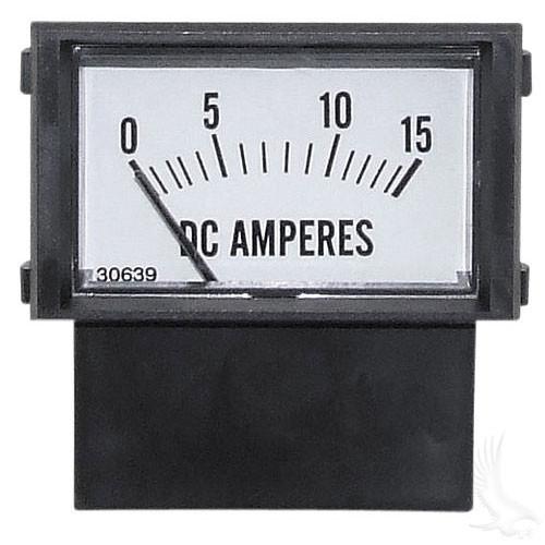 AMMETER, 15 AMP