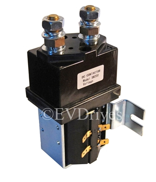 Albright SW200 Style Main Contactor 12V, 24V, 36V, 48V, 64V & 72V