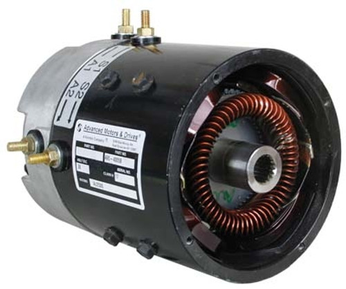 AMD (Advanced) Golf Cart Motor, E-Z-Go, Yamaha (Series) Stock Motor