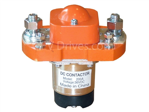 SOL-200 Main Contactor / Solenoid 24V, 36V & 48V