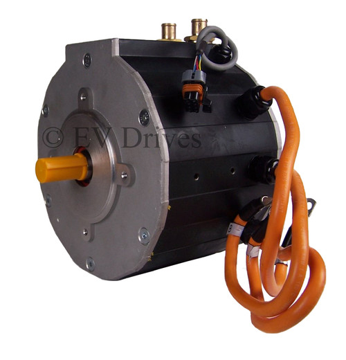 Motenergy ME-1616 PMAC Water Cooled Motor