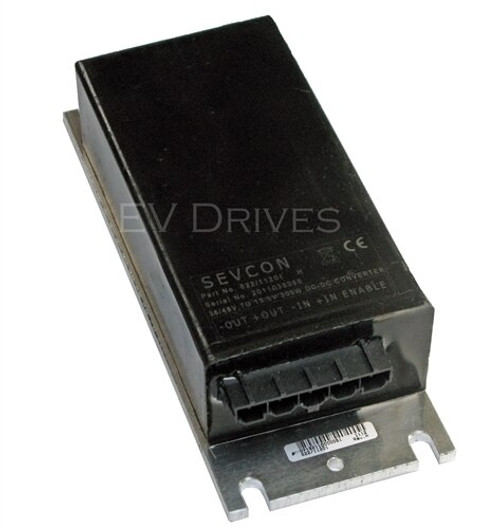 Sevcon DC/DC Isolated Converter / Voltage Reducer 48 to 12V - 622/11201