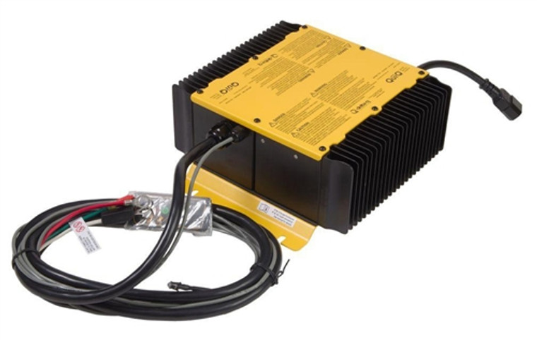 Delta-Q QuiQ On-Board 72V Battery Charger With Remote LED - 912-7200-D1