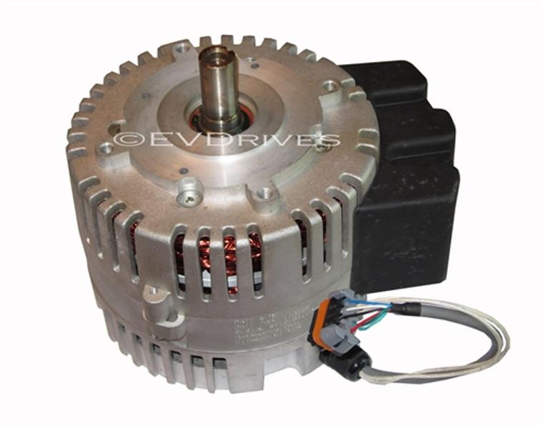 Motenergy ME-1115 Brushless DC Permanent Magnet Motor - 96V