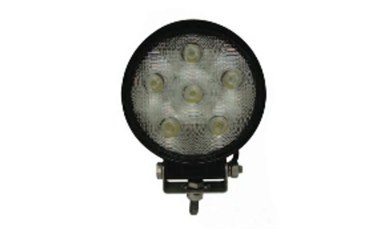 """LED UTILITY FLOODLIGHT, 4.5"""" 12V-24V 18W 1350 LUMEN"""