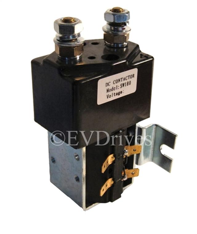 Albright Style SW180 Main Contactor 12V, 24V, 36V, 48V & 72V