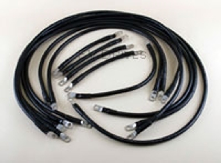 2 AWG Complete Cable Kit for Yamaha YDRE G29