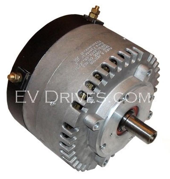 Pre-Installed Motenergy ME-0708 Brush-Type Permanent Magnet DC Motor