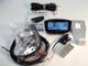 EXRAY-UXRT-850E Speedometer Kit for Club Car XRT Golf Carts - U-Bolt Mount