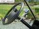 """EXRAY-MCCP Speedometer Kit - For Club Car - CNC Mount 1.76"""""""