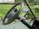 "EXRAY-MXRT-850E Speedometer Kit - For Club Car XRT Golf Carts - CNC Mount 1.76"""