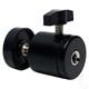 Universal Speedometer/Camera Bracket, 360 Degree Swivel Base, Flush Mount Base - End
