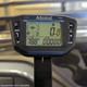 Universal Speedometer/Camera Bracket, Tilt Angle, Steering Column Mount with Hardware - Installed