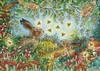 RAVENSBURGER - NOCTURNAL FOREST MAGIC PUZZLE 1000 PCE