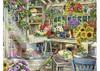 RAVENSBURGER - GARDENERS PARADISE PUZZLE 2000 PCE