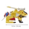 POWER RANGERS BMR DUA CONVERTING ZORDS - BEAST CHOPPER