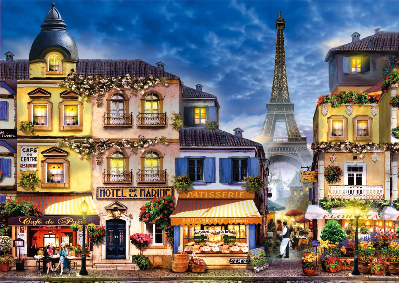 Maison Du Puzzle Paris ravensburger - pretty paris puzzle 300pc large format