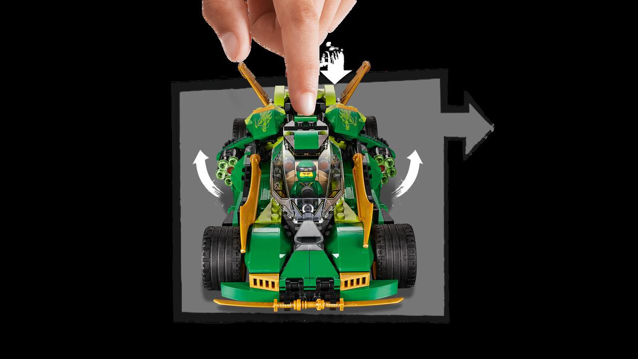 Lego Ninjago Ninja Nightcrawler Uncle Petes Toys