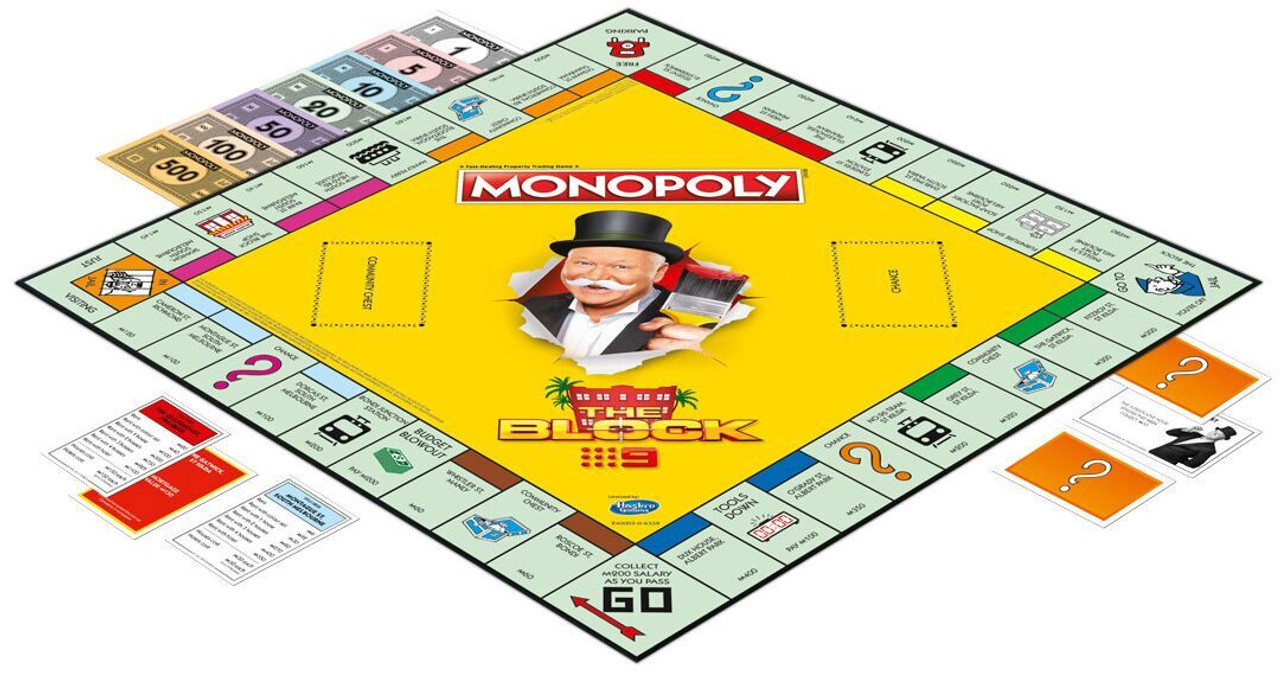 The Block Monopoly Uncle Pete S Toys