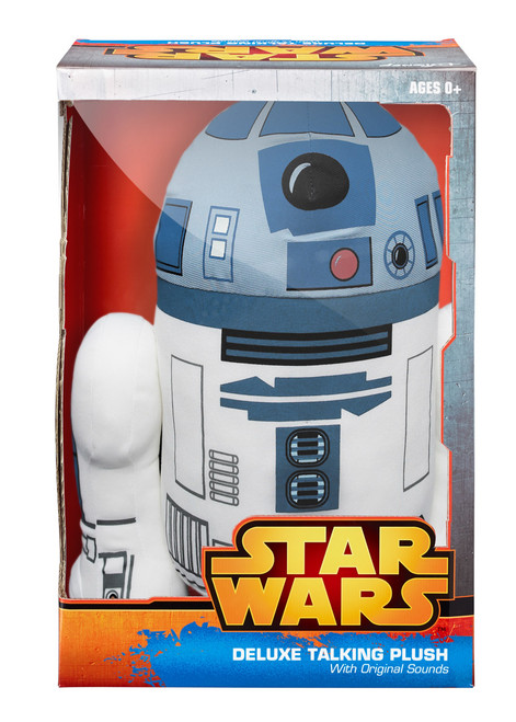 Star Wars 15 Inch Deluxe Talking R2d2