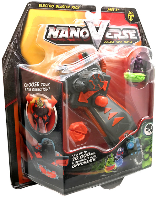 NANO VERSE - ELECTRO BLASTER PACK