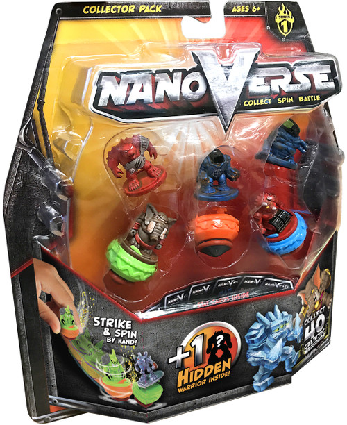 Nano Verse Collector Pack