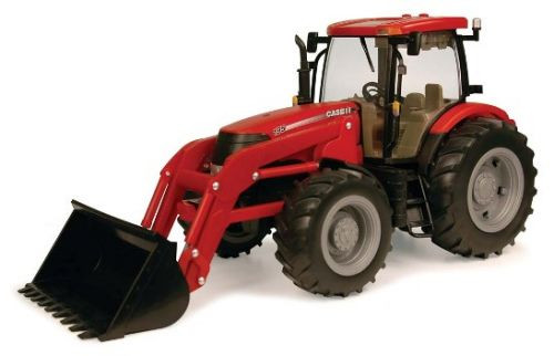 1:16 CASE IH PUMA 195 TRACTOR WITH FRONT END LOADER