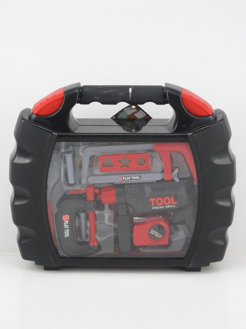 PRO CARRY CASE DRILL TOOL SET