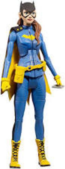 Multiverse figure the batgirl
