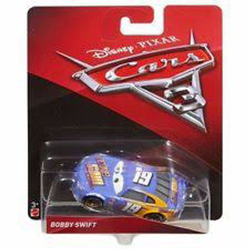 CARS 3 - BOBBY SWIFT CAR