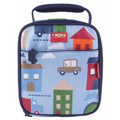 Penny scallan school lunchbox - big city