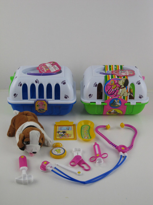 PUPPY GROOMING SET