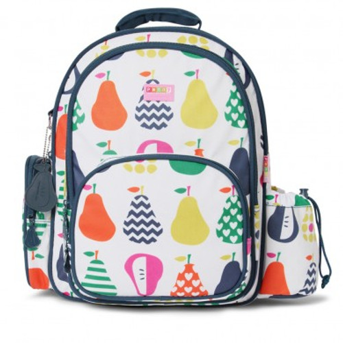 PENNY SCALLAN LARGE BACKPACK - PEAR SALAD