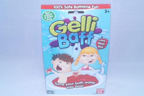 Gelli Baff - Red