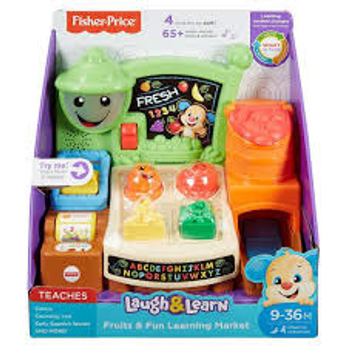 FISHER PRICE LEARNING MARKET