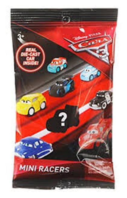 CARS 3 MICRO RACERS SINGLE DIECAST CAR