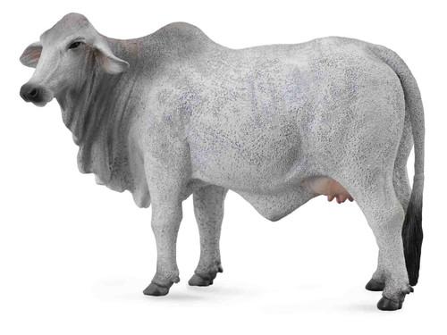 COLLECTA BRAHMAN COW GREY (L)